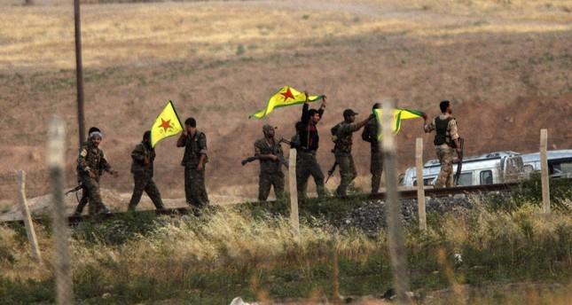YPG, Esad Rejimiyle Savaşma Kararı Aldı