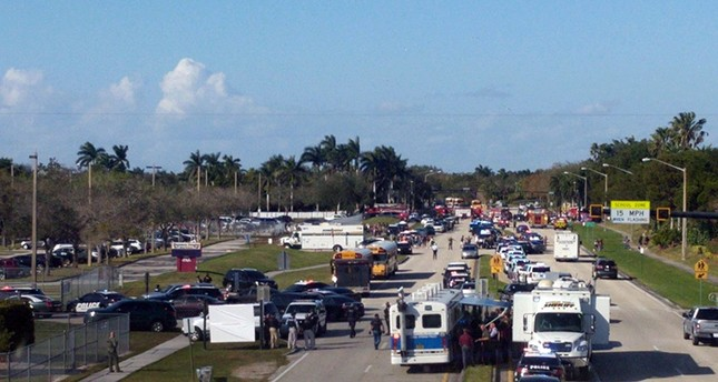 Florida'da Öğrencilere Ateş Açıldı: 17 Ölü