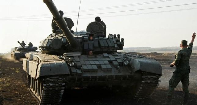 ABD Suriye'nin Doğusunda Rus Tankı Patlattı