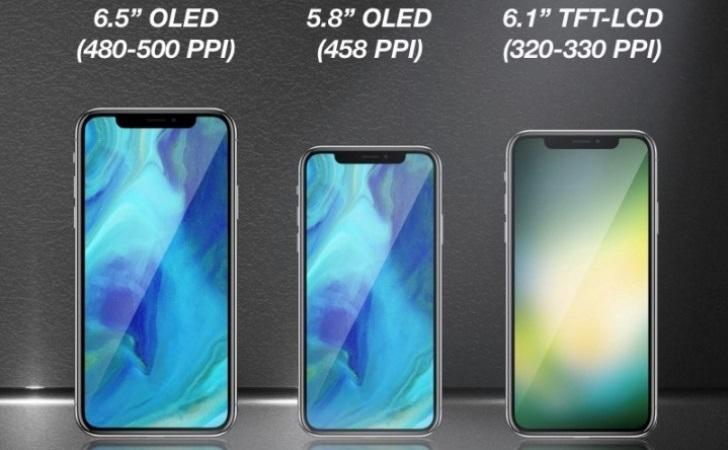 2018 Yılında İphone 3 Yeni Ürün Sunacak