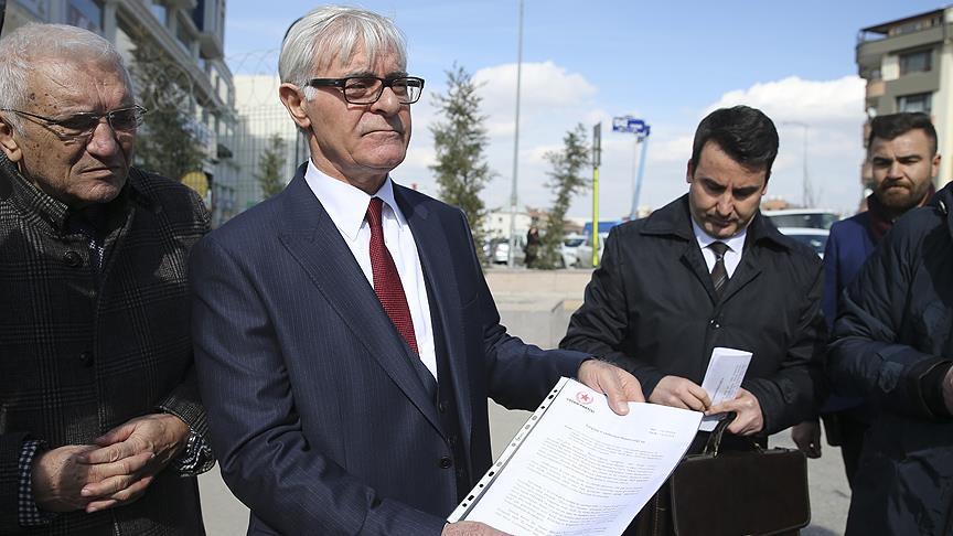Vatan Partisi HDP Kapatılsın Başvurusunda Bulundu