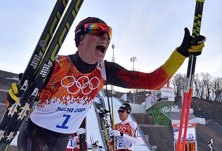 Alman Kayakçı Rekor Kırdı
