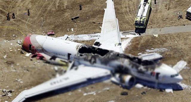 İran'daki Uçak Kazasındaki Kişilerin Cesedine Ulaşıldı