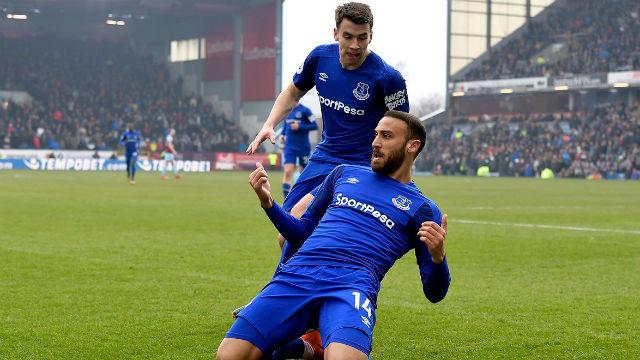 Cenk Tosun'dan Everton Hakkında Önemli Açıklamalar