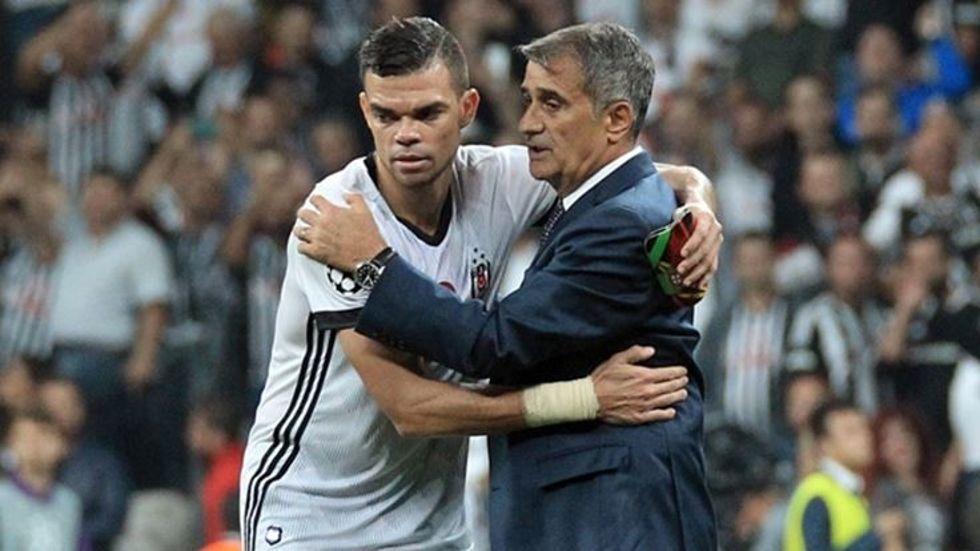 Pepe Başakşehir Maçında Sahada Yerini Alacak
