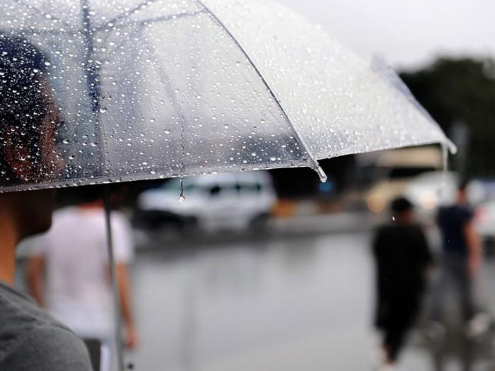 Orta Karadeniz Bölgesi İçin Geceden İtibaren Sağanak Yağış Uyarısı