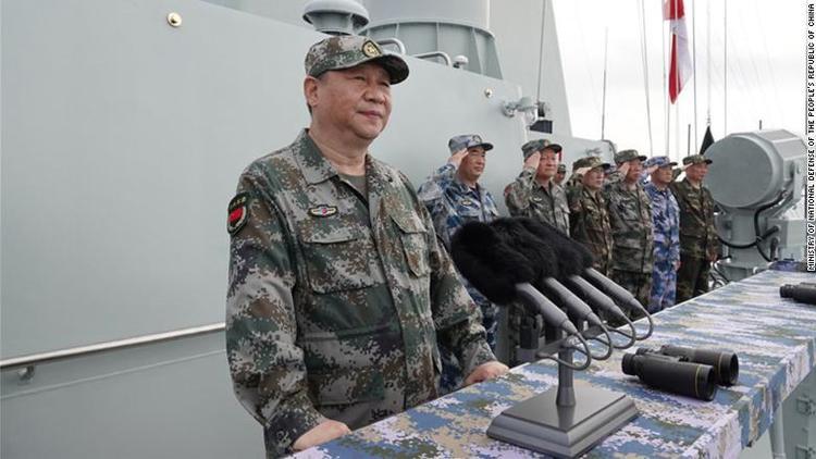 Çin Liderinden ABD'ye Kamuflajlı Gözdağı