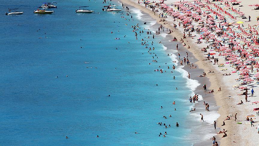 Vizeler Kalkınca Ukrayna'dan Türkiye'ye Gelen Turist Sayısı Arttı