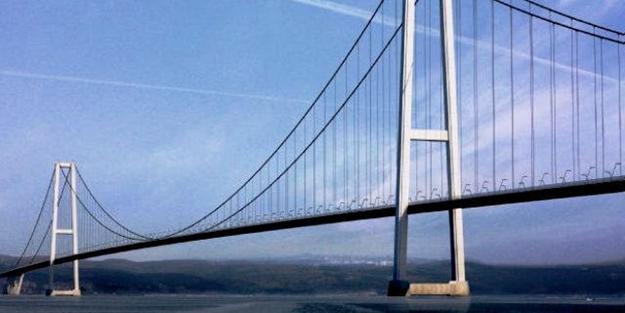 1915 Çanakkale Köprüsü'nün Açılışı İçin Bakan Arslan'dan Müjde