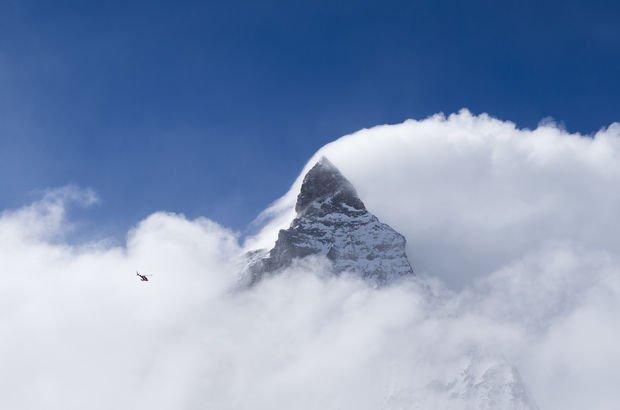 İsviçre Alpleri 8 Dağcının Ölümüne Yol Açtı