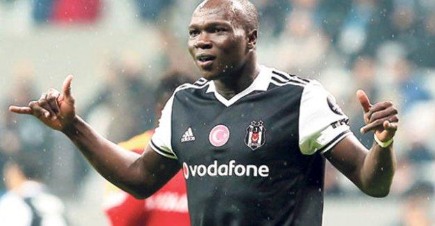 Beşiktaş Aboubakar'ı Yeniden Kartal Yapma Peşinde