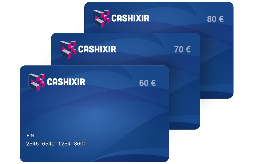 Cashixir Kart Fiyatları