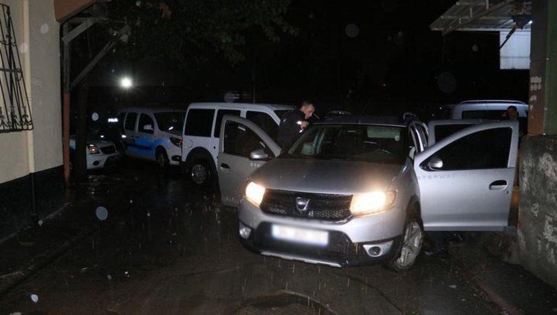 Adana'da Araçla Kaçan Gaspçılar Yakalandı