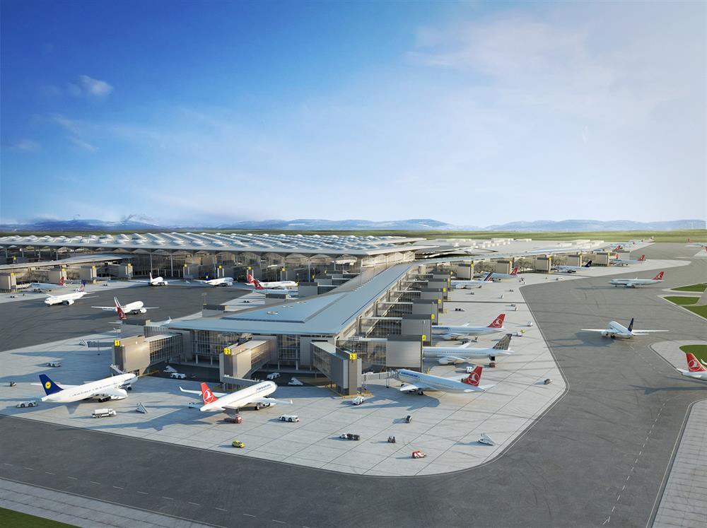 Yeni Havalimanı İkinci Sefer Biletlerine Büyük İlgi
