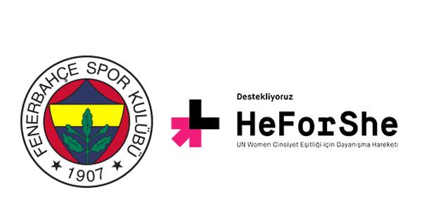 Fenerbahçe'den HeForShe Kampanyasına Destek