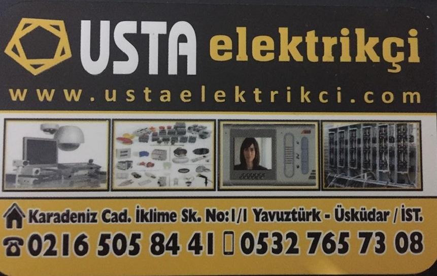 Üsküdar Elektrikçi Hizmetleri