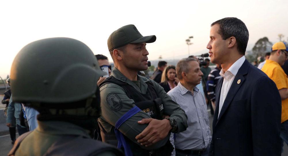 Venezuela'da darbe girişiminde Guaido'dan yeni çağrı