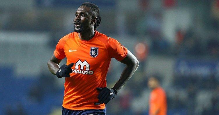 Ünlü Futbolcu Adebayor Kayseri'ye geldi