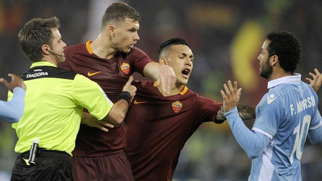 Roma vs Napoli - Güneşin Derbisi