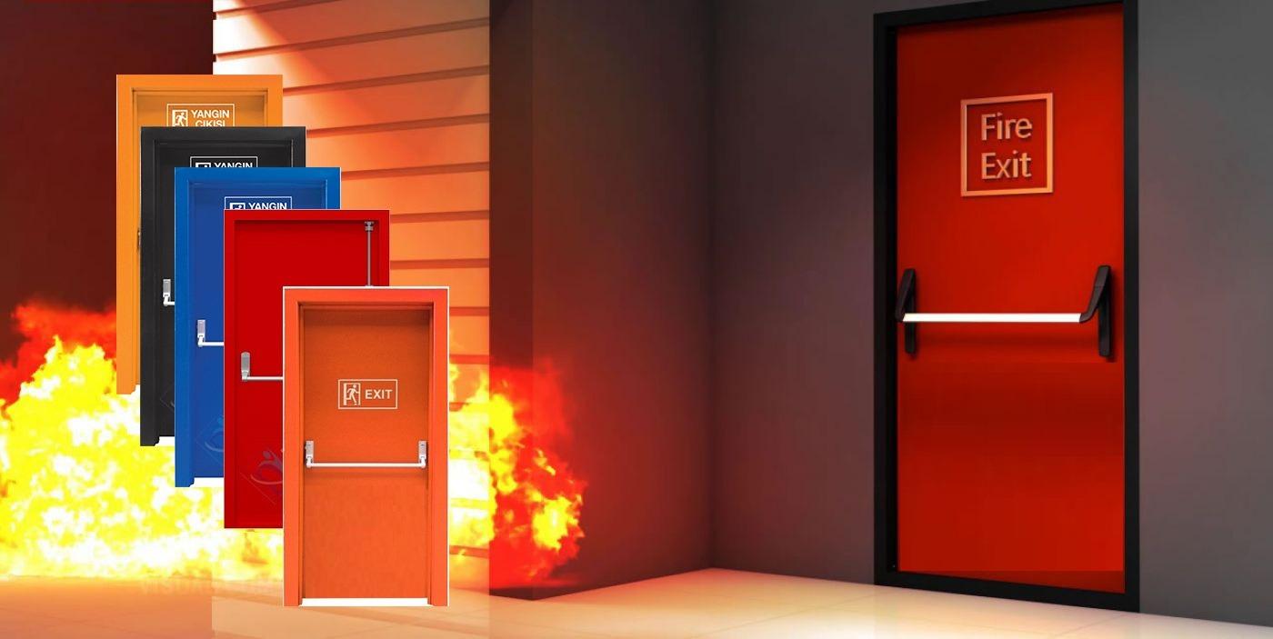 Yangın Kapısı İzmir