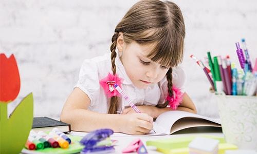 6-8 yaş arası çocuklar için İngilizce