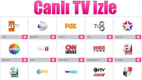 TV Canlı Yayın