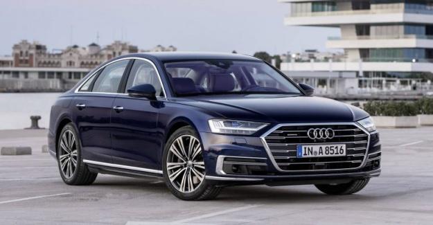 2019 Audi A8 L İnceleme