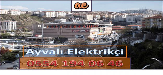 Ankara Keçiören Elektrikçi Servisi
