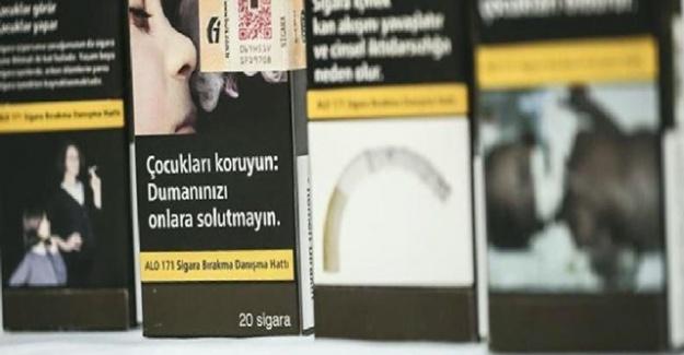 Sigarada düz paket uygulaması hedefine ulaştı