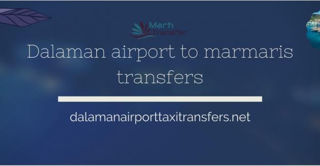 DALAMAN AIRPORT TO ICMELER TRANSFERS