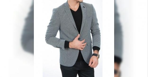 Erkek Giyiminin Vazgeçilmezi Ceket