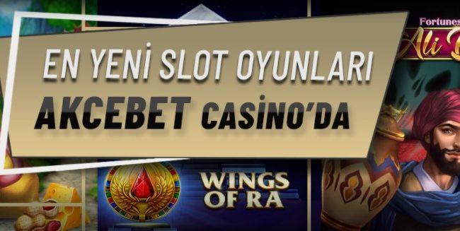 Akcebet Bahis Casino Giriş