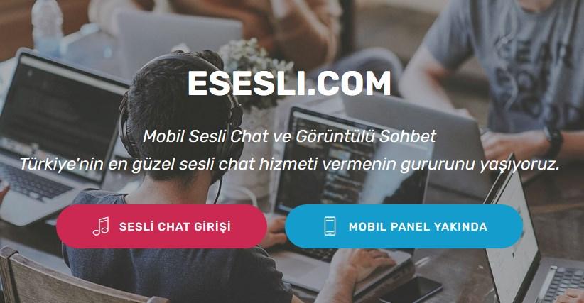 Sesli Sohbet, Sesli Chat, Mobil Sesli Siteler