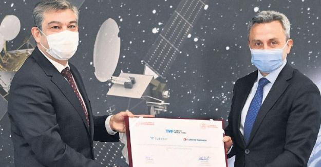 280 Milyon Dolarlık Uyduya Milli Sigorta