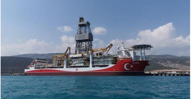 Kanuni, Karadeniz'de Sondaja Hazırlanıyor