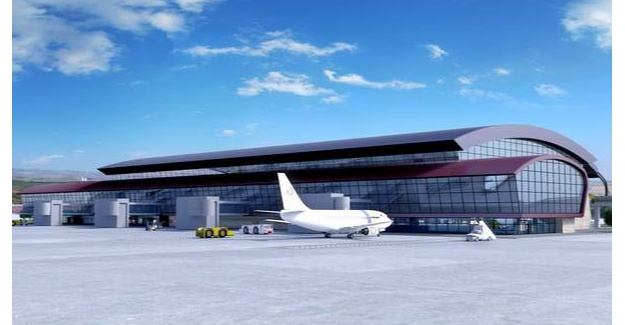 Kayseri Havalimanı İçin Yeni Terminal