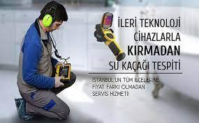 Marmaray Tesisat Su Kaçağı Tespiti