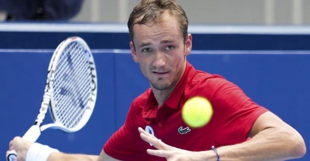 ABD Açık'ta tek erkekler finalini Medvedev kazandı