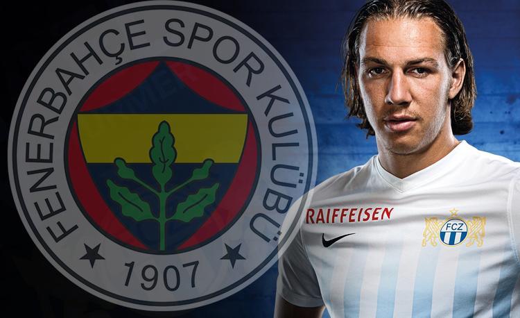 Fenerbahçe'de Frey için yepyeni bir iddia