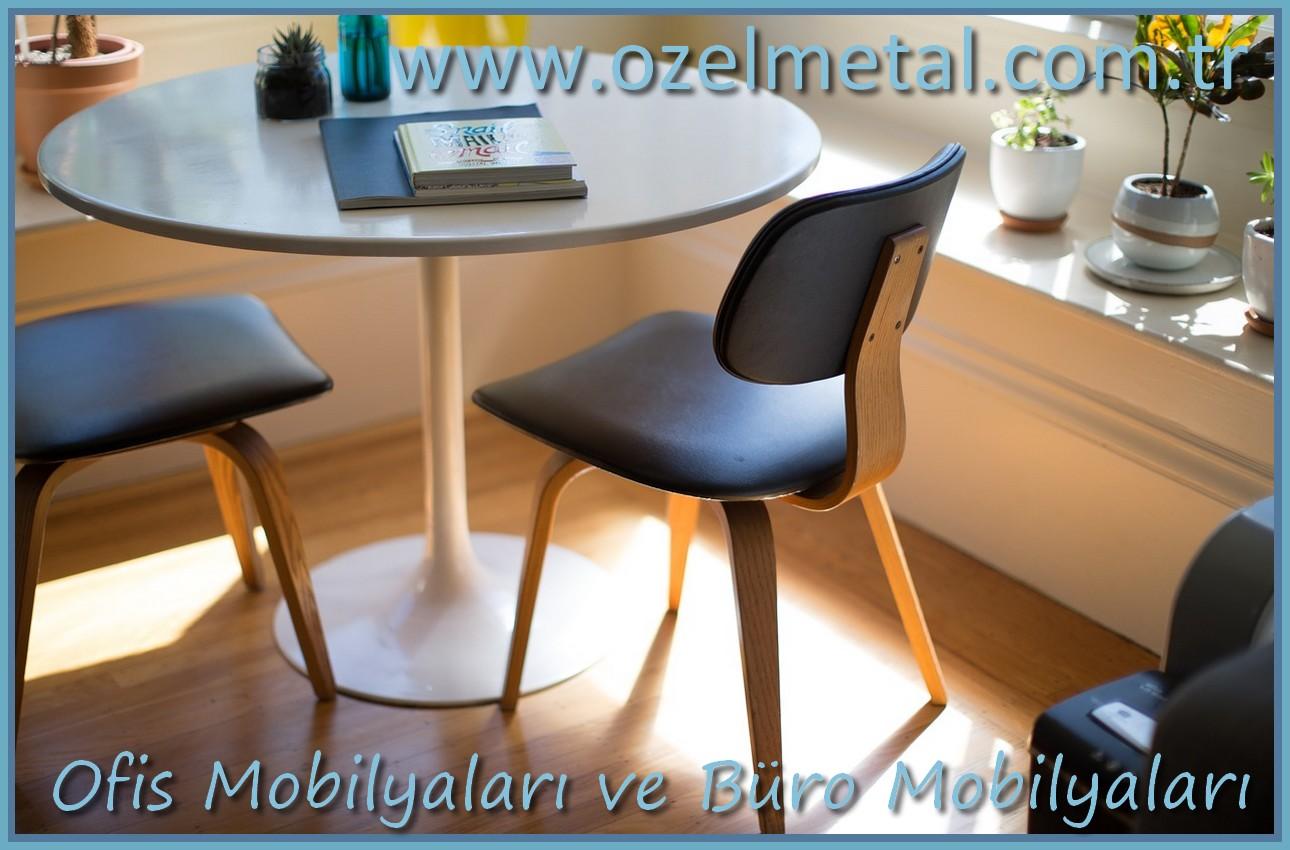 Şık ve Kullanışlı Ofisler İçin Mobilyalar