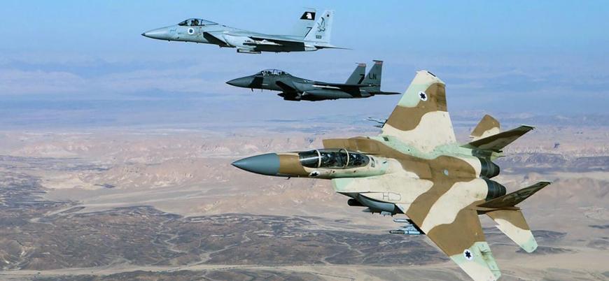 İsrail'den Suriye'ye saldırı: 3 ölü, 7 yaralı