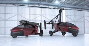 Dünyanın İlk Uçan Aracında Seri Üretime Geçildi