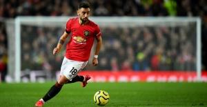 Bruno Fernandes, Manchester United#039;ın...