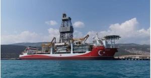 Kanuni, Karadenizde Sondaja Hazırlanıyor