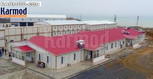 Dış Dünya'da Türk Prefabrik Yapı Firmaların Pazarı Büyüyor